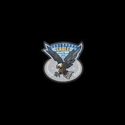 Sticker   Legendary Eagle Master
