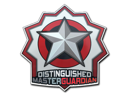 Sticker | Distinguished Master Guardian