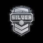 Sticker | Silver