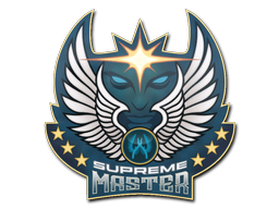 Sticker | Supreme Master First Class