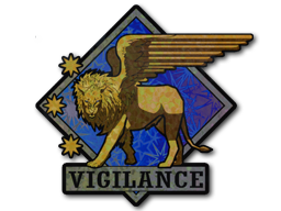 Sticker | Vigilance (Holo)