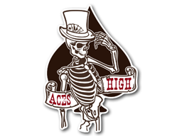 Sticker | Aces High