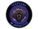 Sticker | Fearsome