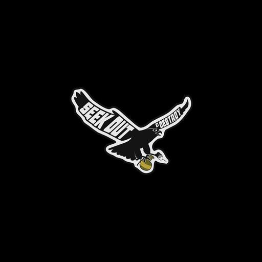 Sticker | Seek & Destroy - CS:GO Skins - Gameflip
