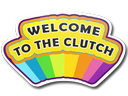 Sticker | Welcome to the Clutch
