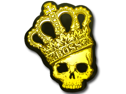 Sticker | Crown (Foil)