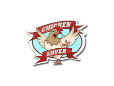 Skin Sticker | Chicken Lover