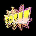 Sticker | Bosh <br>(Holo)