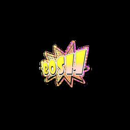 Sticker | Bosh (Holo)