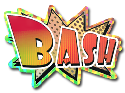 Sticker | Bash (Holo)