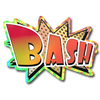 Sticker | Bash <br>(Holo)