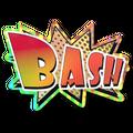 Sticker | Bash <br>(Holo)