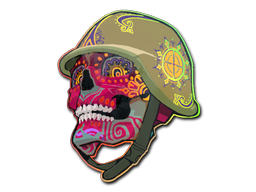 Sticker | Max (Holo)