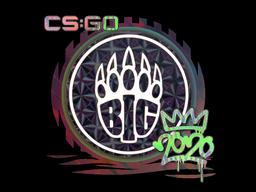 Sticker | BIG (Holo) | 2020 RMR