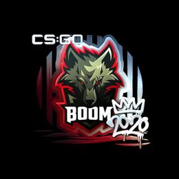 Boom (Foil)   2020 RMR