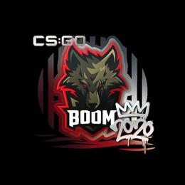 Boom   2020 RMR