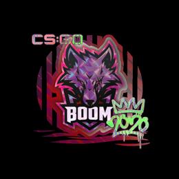 Boom (Holo)   2020 RMR