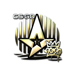 Astralis (Gold) | 2020 RMR