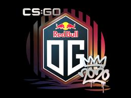 Наклейка | OG | РМР 2020