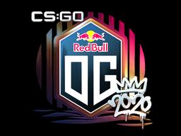 Sticker | OG (Foil) | 2020 RMR