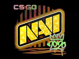 Sticker | Natus Vincere (Holo) | 2020 RMR
