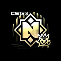 Nemiga (Gold) | 2020 RMR