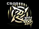 Sticker | Ninjas in Pyjamas (Gold) | 2020 RMR