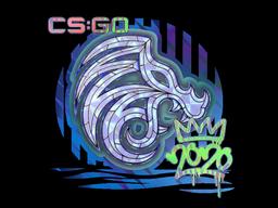 Sticker | North (Holo) | 2020 RMR