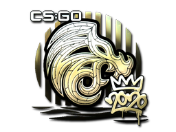 Sticker | North (Gold) | 2020 RMR