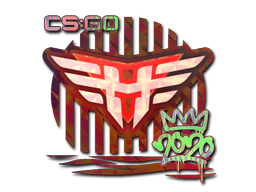 Sticker | Heroic (Holo) | 2020 RMR