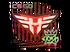 sell CS:GO skin Sticker | Heroic (Holo) | 2020 RMR