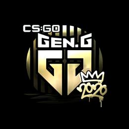 Gen.G (Gold) | 2020 RMR