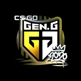 Gen.G (Foil) | 2020 RMR
