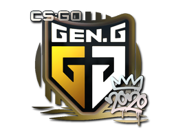 Наклейка | Gen.G | РМР 2020