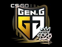 Sticker | Gen.G | 2020 RMR