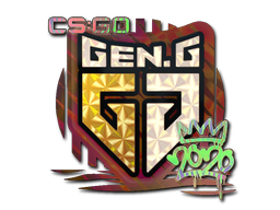 Sticker | Gen.G (Holo) | 2020 RMR