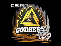 Sticker | GODSENT | 2020 RMR