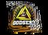 sell CS:GO skin Sticker | GODSENT | 2020 RMR