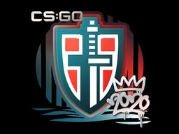 Наклейка | ESPADA | РМР 2020