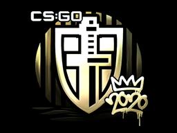 Sticker | ESPADA (Gold) | 2020 RMR