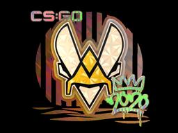 Sticker | Vitality (Holo) | 2020 RMR