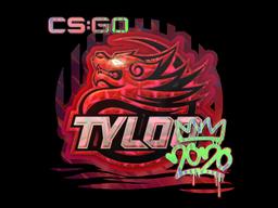 Sticker | TYLOO (Holo) | 2020 RMR