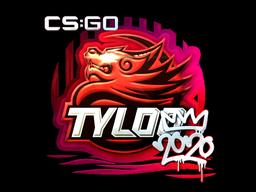 Sticker | TYLOO (Foil) | 2020 RMR