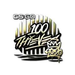 100 Thieves (Gold) | 2020 RMR
