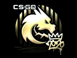 Sticker | Spirit (Gold) | 2020 RMR