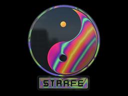 Sticker   Mood Ring Strafe (Holo)