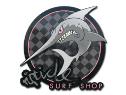Sticker | After Hours Stabbyfish