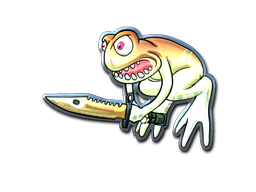 Sticker   Lore Poison Frog (Foil)