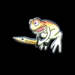 Lore Poison Frog (Foil)