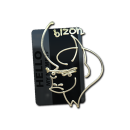 Hello PP-Bizon (Gold)